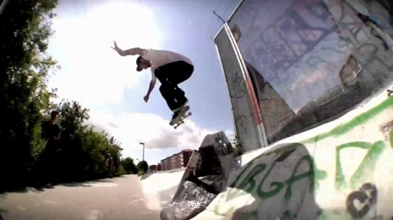 skateboard 動画 Vans - Four Corners: North # 2