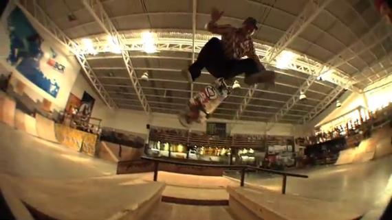 skateboard 動画 Ryan Gallant