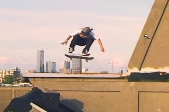 スケートボード動画 Tim Zom