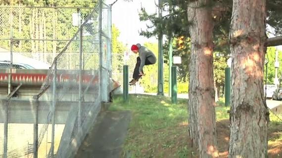 スケートボード動画 Nick Moore