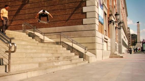 スケートボード動画 Steve Forstner