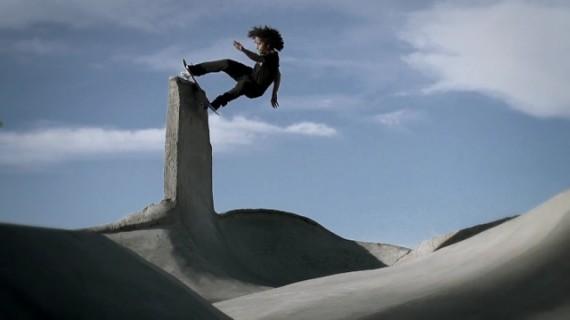 スケートボード動画 Steven Reeves