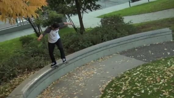 スケートボード 動画 Matt Berger
