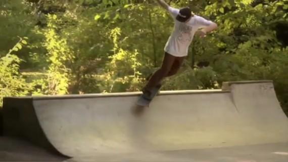 skateboard 動画 Silas Baxter Neal