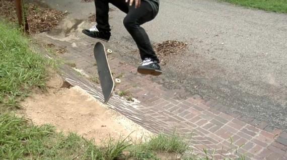 スケートボード動画 Ben Hatchell