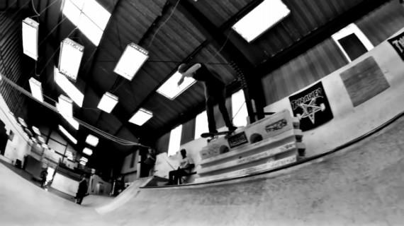 スケートボード動画 Taylor Smith