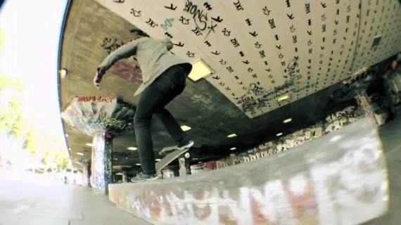 スケートボード動画 Casper Brooker