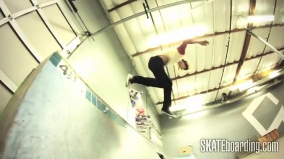 スケートボード動画 Ben Nordberg