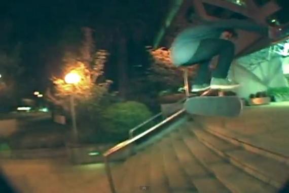 スケートボード 動画 Deon Williams