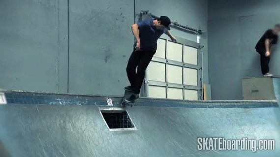 スケートボード動画 Joey Pepper