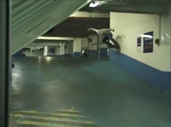 スケートボード動画 Lucas Puig