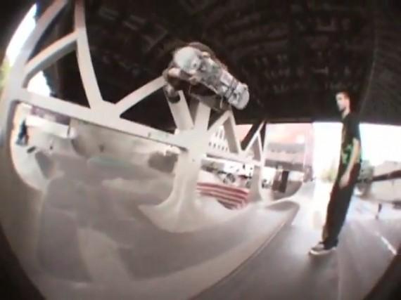 スケートボード動画 Ben Raybourn