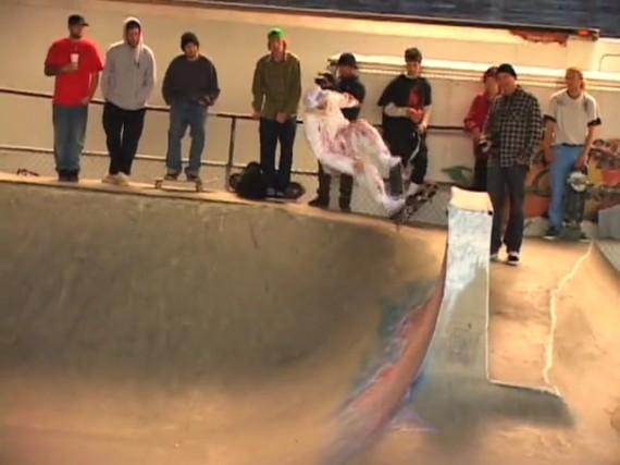 スケートボード動画 Brent Atchley