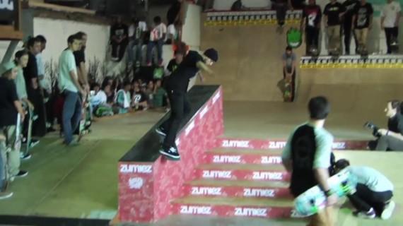 スケートボード動画 peter ramondetta