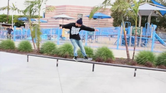 スケートボード動画 JB Gillet