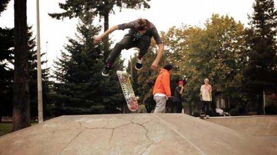 スケートボード動画 Sebo Walker
