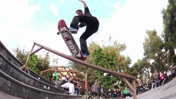 スケートボード動画 Jake Donnelly