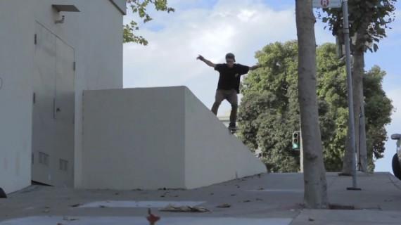 スケートボード動画 Josh Matthews