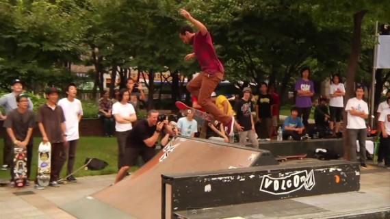 スケートボード動画 Chima Ferguson