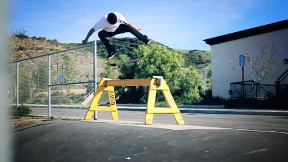 スケートボード動画 Ryan Sheckler