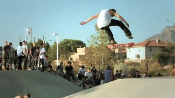 スケートボード動画 Wade Desarmo