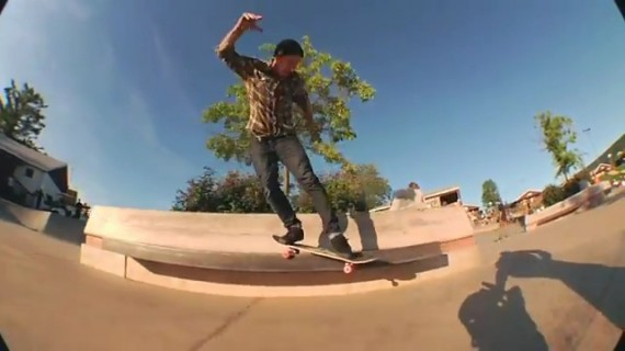 スケートボード動画 Jamie Thomas