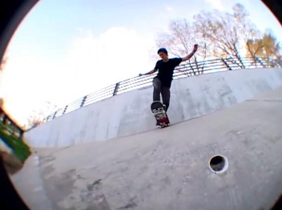 スケートボード動画 Trace Saylor