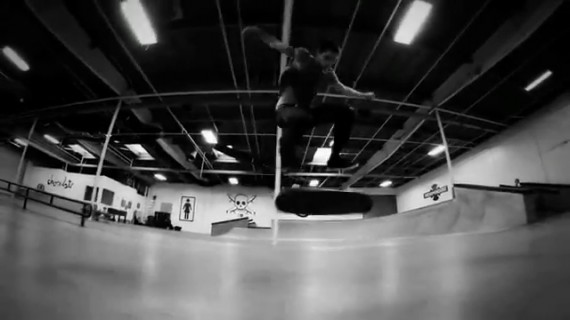 スケートボード動画 Dylan Rieder