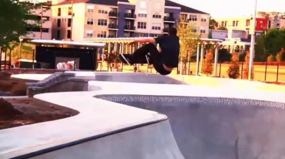 スケートボード動画 Grant Taylor