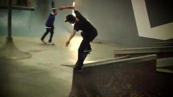 スケートボード動画 Sammy Winter