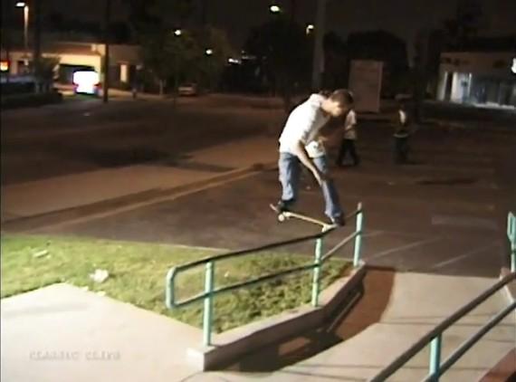 スケートボード動画 Scott Kane